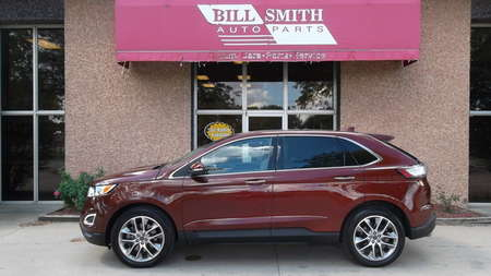 2015 Ford Edge Titanium for Sale  - 202901  - Bill Smith Auto Parts
