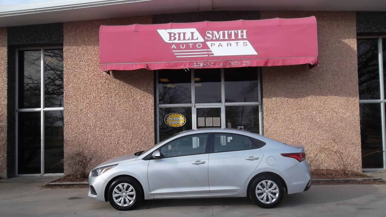2018 Hyundai Accent SE  - 205207  - Bill Smith Auto Parts