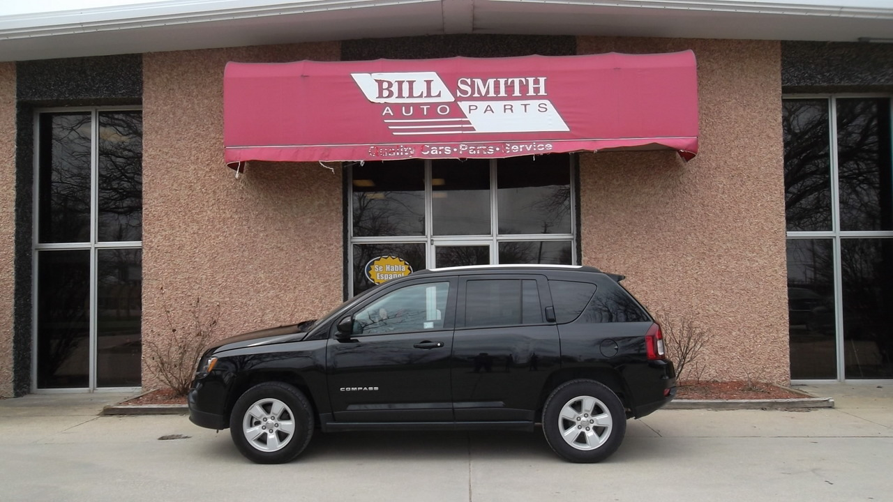 2016 Jeep Compass  - Bill Smith Auto Parts