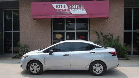 2021 Nissan Versa S for Sale  - 206166  - Bill Smith Auto Parts