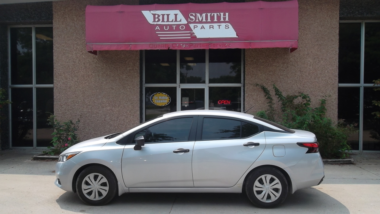 2021 Nissan Versa S  - 206166  - Bill Smith Auto Parts