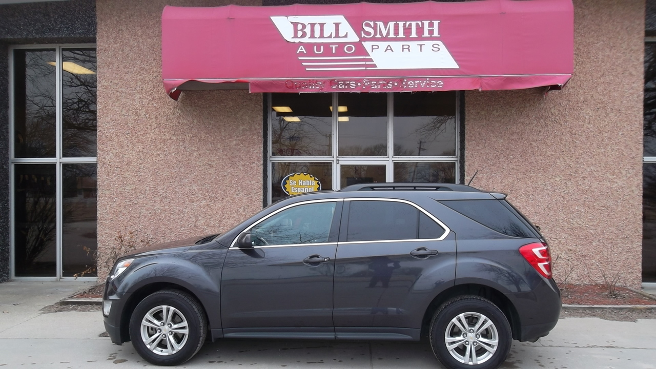 2016 Chevrolet Equinox  - Bill Smith Auto Parts