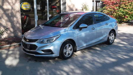 2018 Chevrolet Cruze LS for Sale  - 205618  - Bill Smith Auto Parts