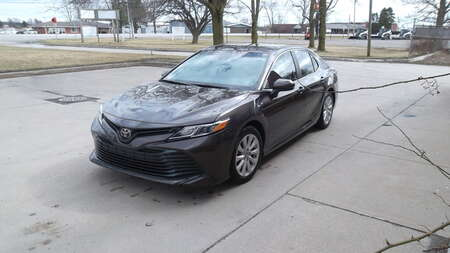 2018 Toyota Camry LE for Sale  - 205893  - Bill Smith Auto Parts