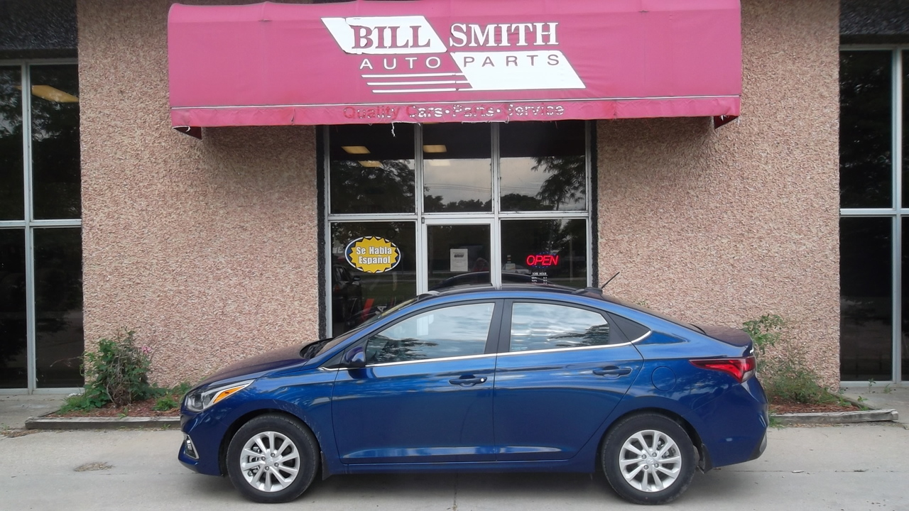 2019 Hyundai Accent  - Bill Smith Auto Parts