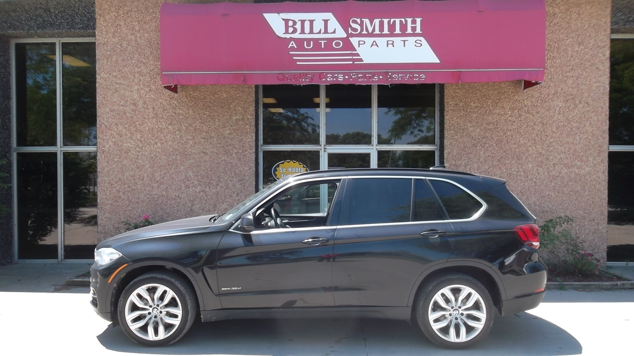 2014 BMW X5  - Bill Smith Auto Parts
