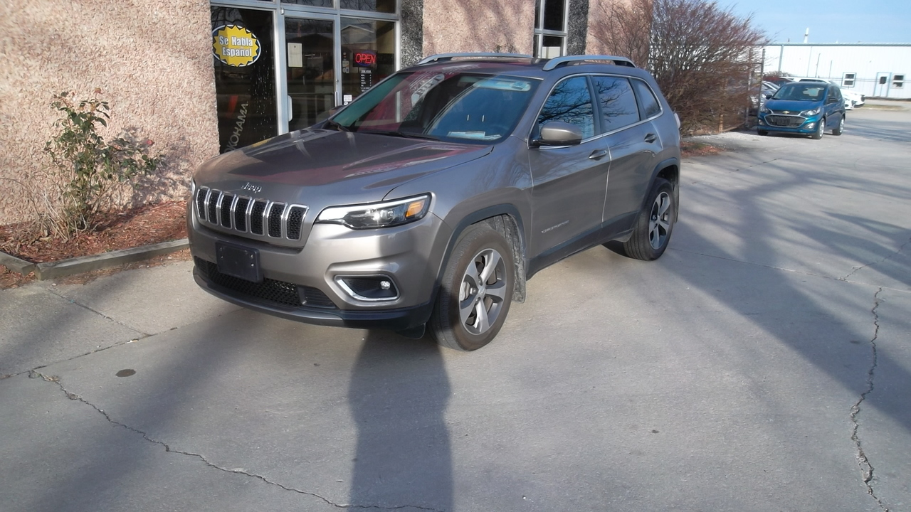 2019 Jeep Cherokee  - Bill Smith Auto Parts