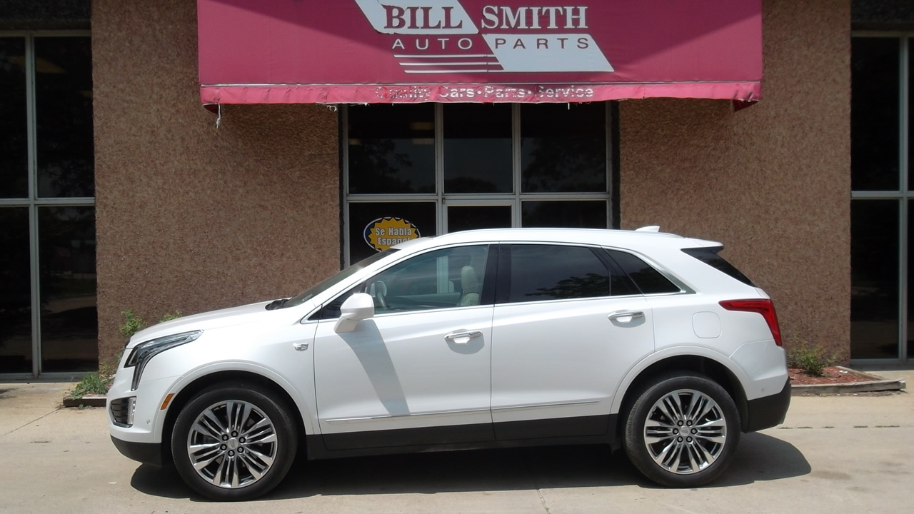 2017 Cadillac XT5  - Bill Smith Auto Parts