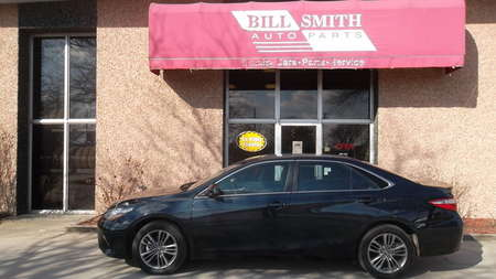 2017 Toyota Camry SE for Sale  - 201276  - Bill Smith Auto Parts