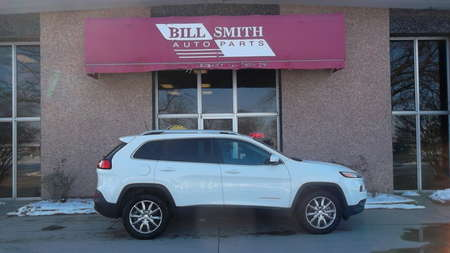 2018 Jeep Cherokee Limited for Sale  - 205218  - Bill Smith Auto Parts