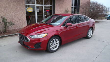 2019 Ford Fusion SE for Sale  - 205642  - Bill Smith Auto Parts