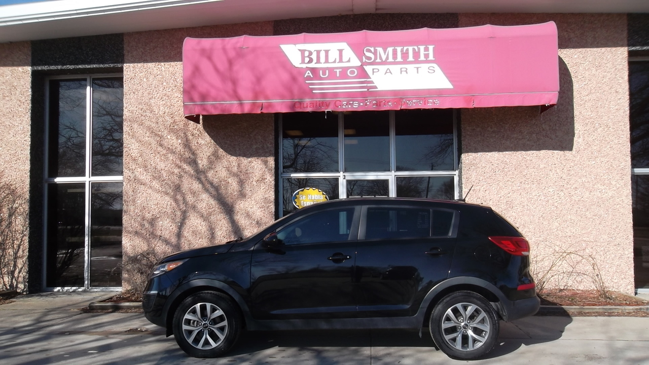 2016 Kia Sportage LX  - 205228  - Bill Smith Auto Parts