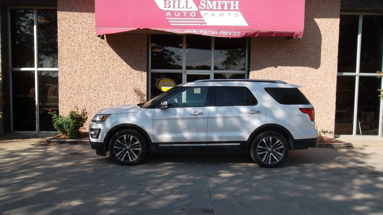 2016 Ford Explorer  - Bill Smith Auto Parts