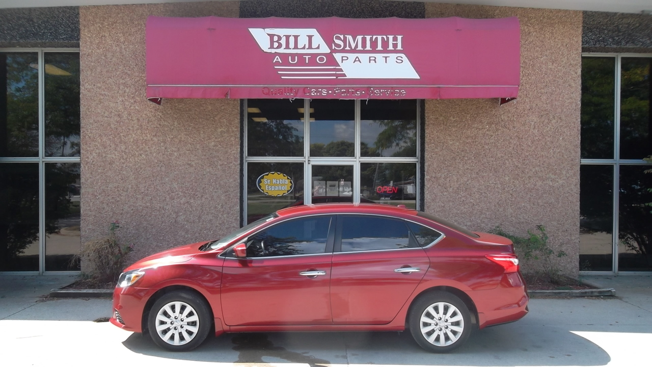2016 Nissan Sentra SV  - 205001  - Bill Smith Auto Parts