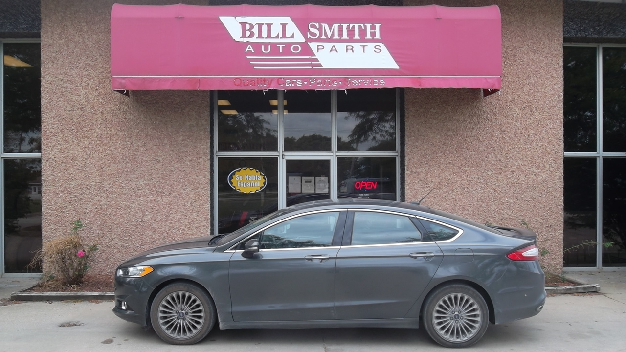 2016 Ford Fusion Titanium  - 200250  - Bill Smith Auto Parts