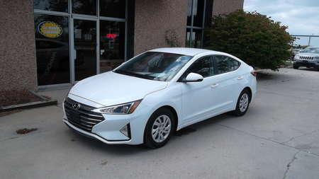 2019 Hyundai Elantra SE for Sale  - 205541  - Bill Smith Auto Parts