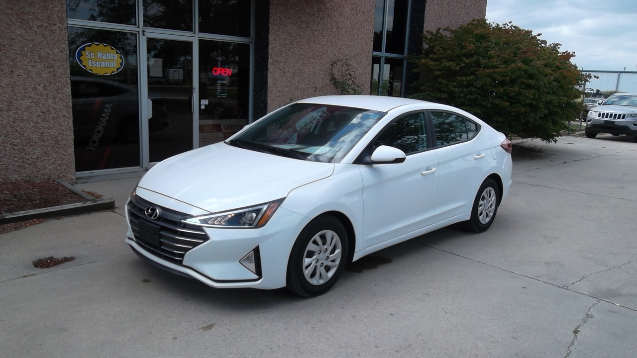 2019 Hyundai Elantra SE  - 205541  - Bill Smith Auto Parts