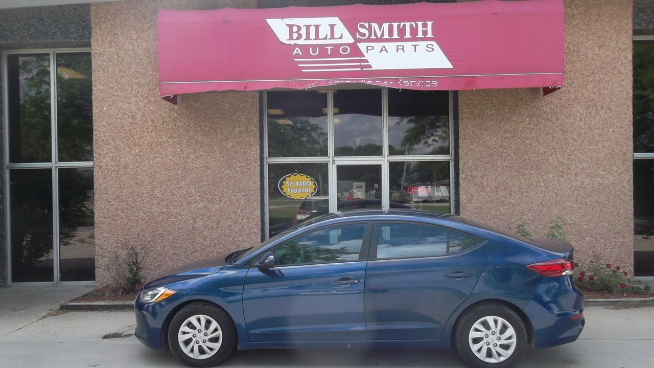 2018 Hyundai Elantra  - Bill Smith Auto Parts