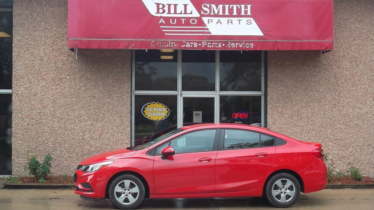 2016 Chevrolet Cruze  - Bill Smith Auto Parts