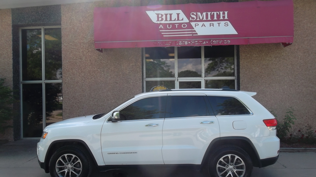2014 Jeep Grand Cherokee  - Bill Smith Auto Parts