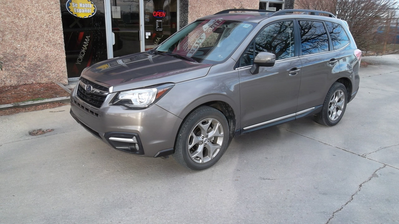 2018 Subaru Forester  - Bill Smith Auto Parts