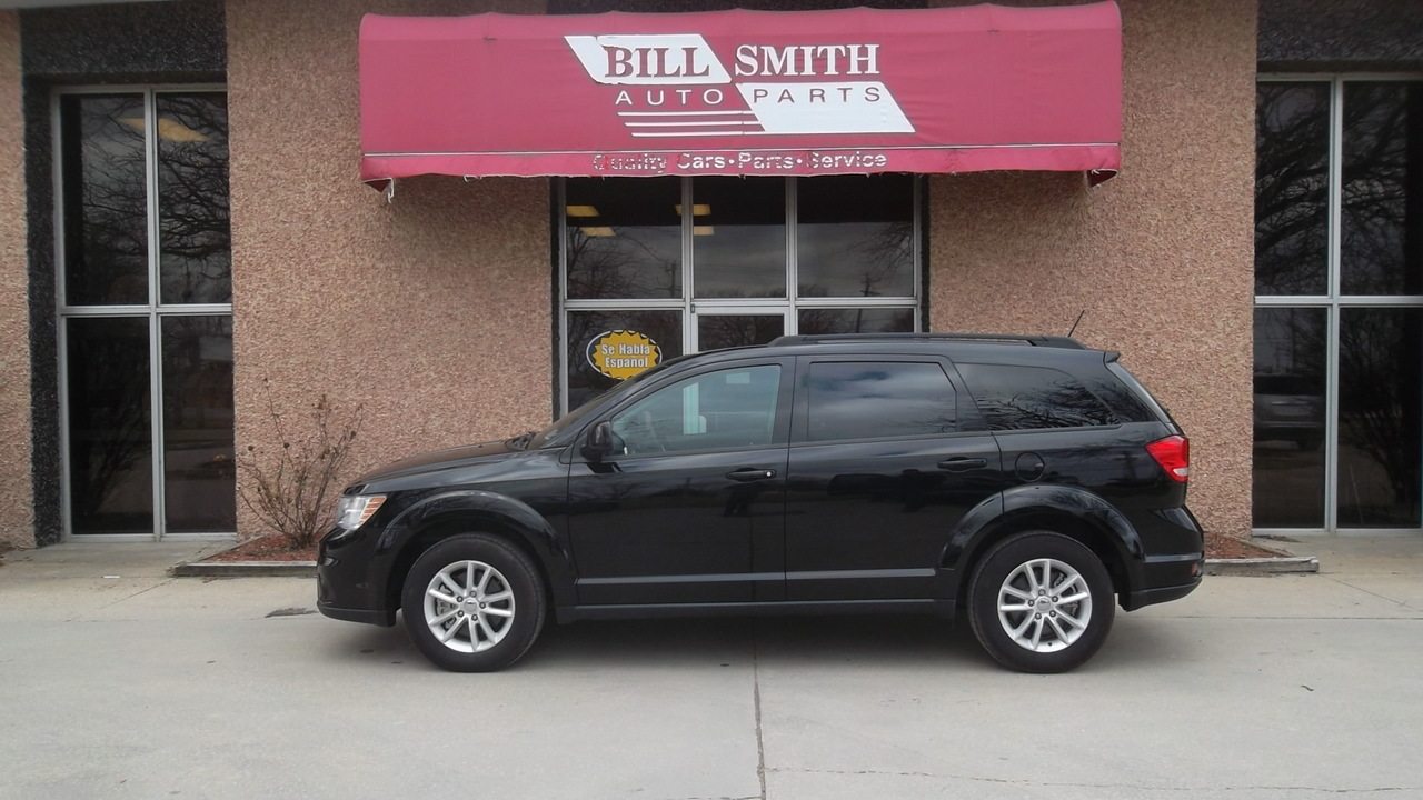 2017 Dodge Journey  - Bill Smith Auto Parts