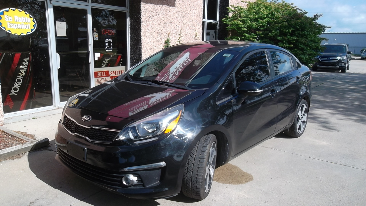 2016 Kia Rio SX  - 205235  - Bill Smith Auto Parts