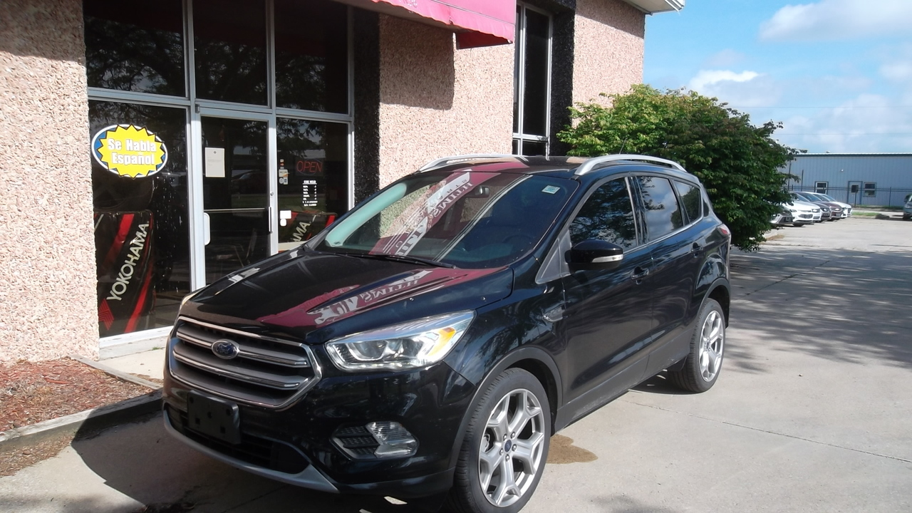 2017 Ford Escape PLATINUM  - 205479  - Bill Smith Auto Parts