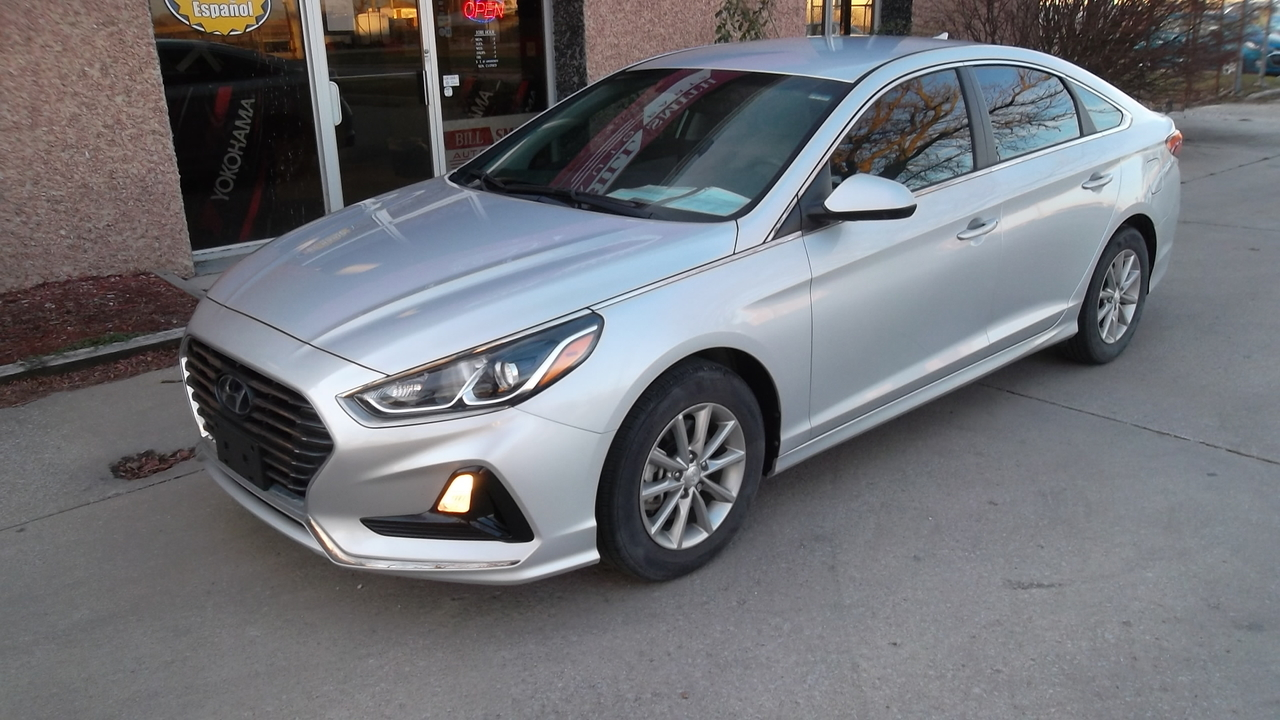 2018 Hyundai Sonata SE  - 202727  - Bill Smith Auto Parts