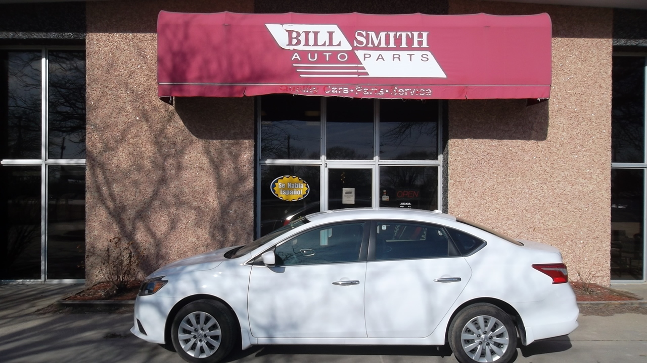 2016 Nissan Sentra  - Bill Smith Auto Parts
