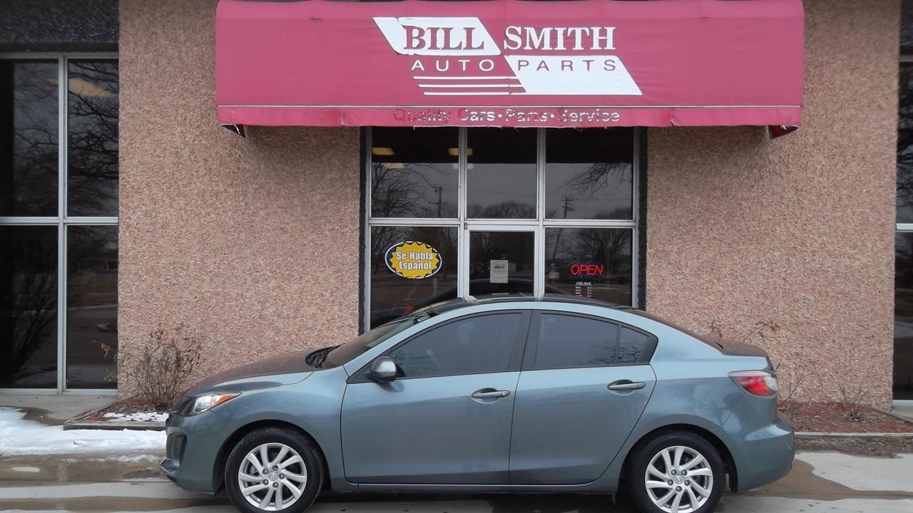 2012 Mazda Mazda3  - Bill Smith Auto Parts