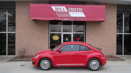 2016 Volkswagen Beetle Coupe 1.8T SE for Sale  - 204034  - Bill Smith Auto Parts