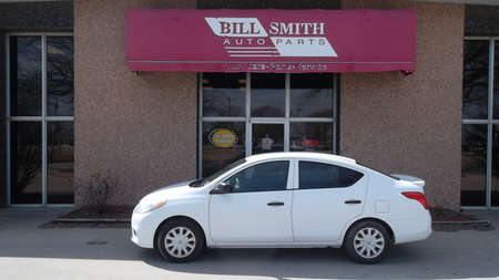 2014 Nissan Versa S Plus for Sale  - 202933  - Bill Smith Auto Parts