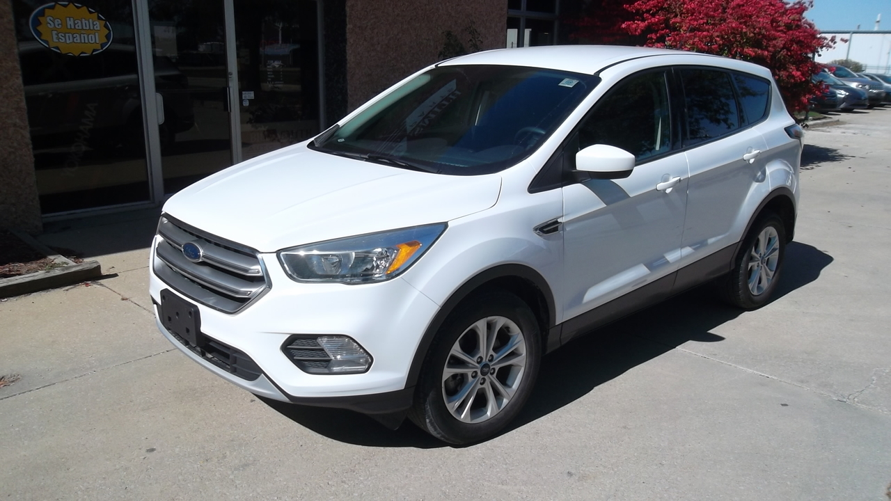 2017 Ford Escape SE  - 205630  - Bill Smith Auto Parts