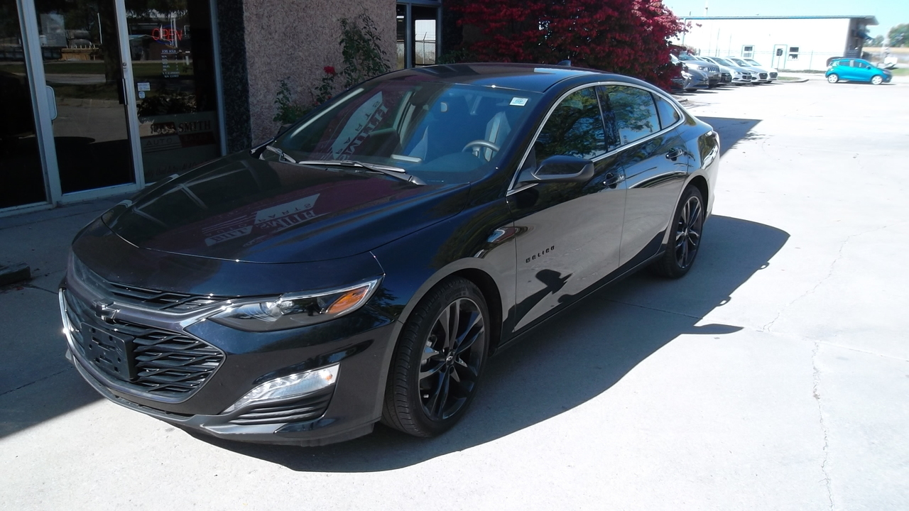 2020 Chevrolet Malibu LT  - 205606  - Bill Smith Auto Parts