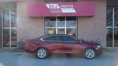 2017 Chevrolet Impala LT for Sale  - 204791  - Bill Smith Auto Parts