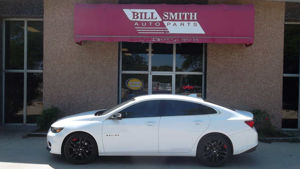 2018 Chevrolet Malibu  - Bill Smith Auto Parts