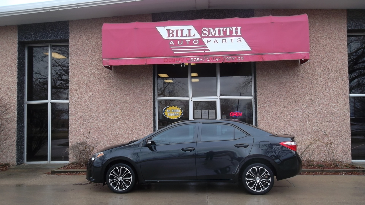 2016 Toyota Corolla LE  - 205265  - Bill Smith Auto Parts