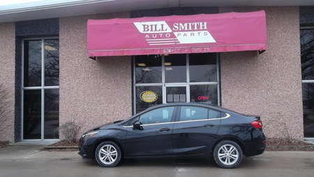 2018 Chevrolet Cruze LT for Sale  - 205216  - Bill Smith Auto Parts