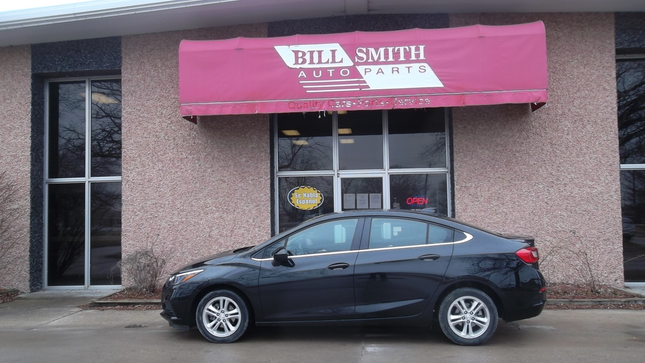 2018 Chevrolet Cruze LT  - 205216  - Bill Smith Auto Parts