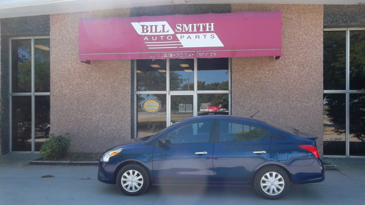 2019 Nissan VERSA SEDAN SV  - 204904  - Bill Smith Auto Parts