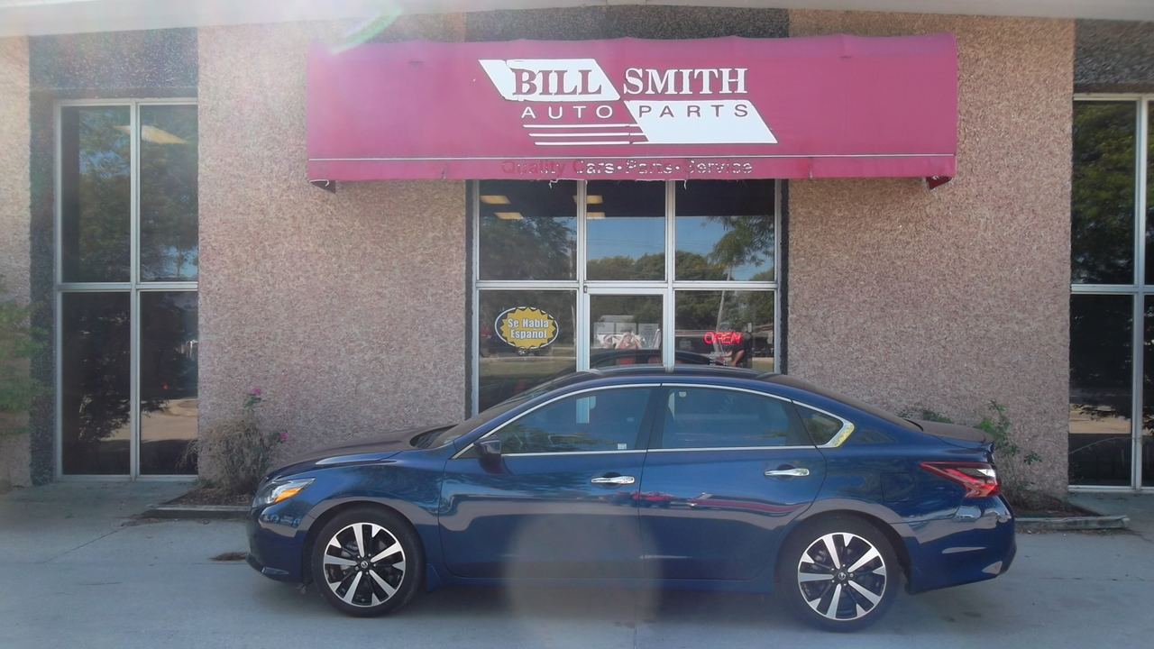 2018 Nissan Altima  - Bill Smith Auto Parts