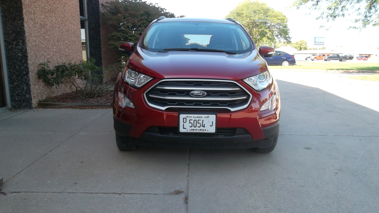 2018 Ford EcoSport SE  - 204977  - Bill Smith Auto Parts