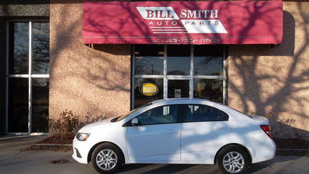 2018 Chevrolet Sonic LS for Sale  - 202851  - Bill Smith Auto Parts
