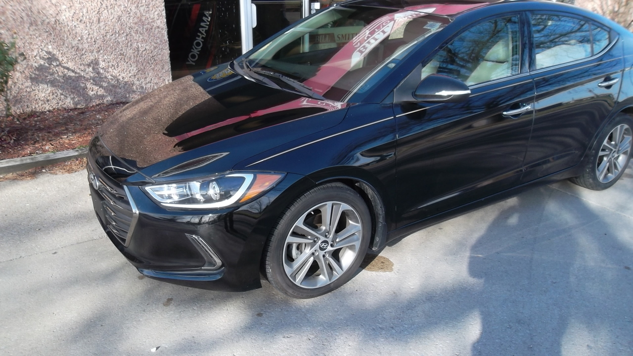 2017 Hyundai Elantra  - Bill Smith Auto Parts