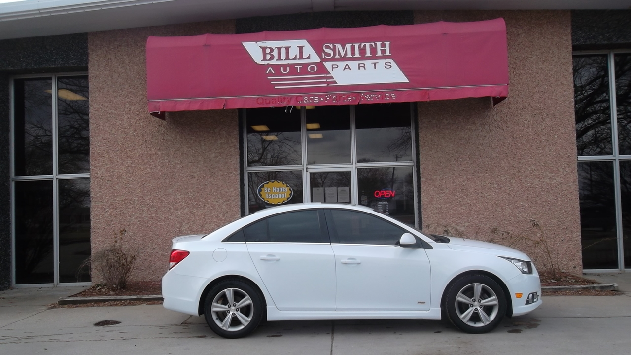 2014 Chevrolet Cruze  - Bill Smith Auto Parts