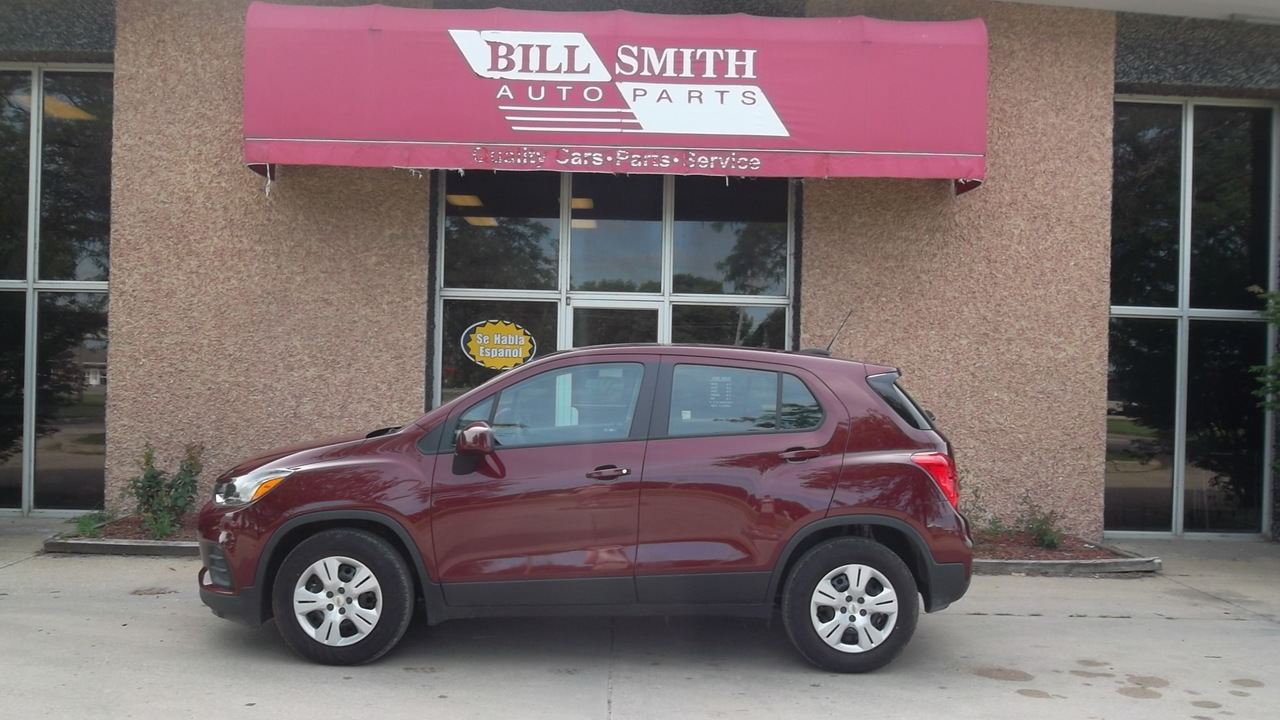 2017 Chevrolet Trax  - Bill Smith Auto Parts