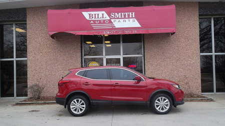 2018 Nissan Rogue Sport S for Sale  - 205183  - Bill Smith Auto Parts