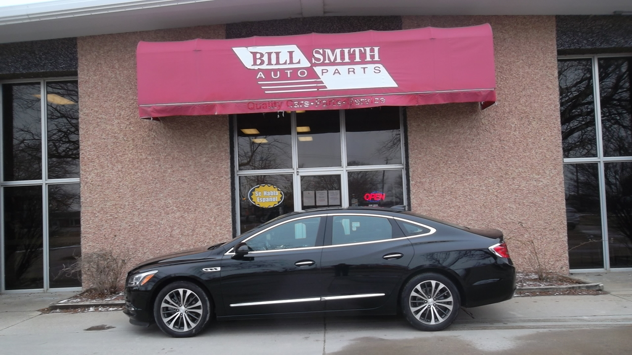 2017 Buick LaCrosse Essence  - 205259  - Bill Smith Auto Parts