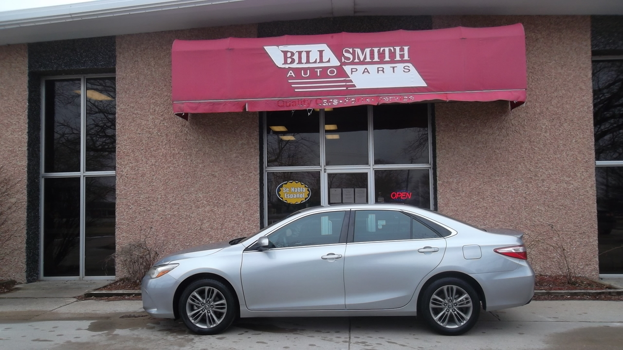 2017 Toyota Camry LE  - 205194  - Bill Smith Auto Parts